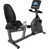 Life Fitness Ligfiets RS1 met GO-console