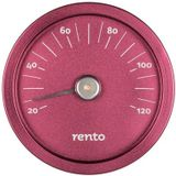 Rento sauna thermometer (Rode Bosbes)