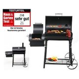 Tepro Biloxi Houtskool Barbecue / Smoker