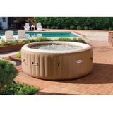 Intex Pure Spa Bubble Therapy opblaasbare jacuzzi 4 persoons
