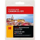 CANON CL-511 INK CARTRIDGE color Kodak