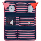 Lässig Auto wrap-to-go / organizer little monsters mad mabel