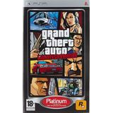 Grand Theft Auto: Liberty City PSP LOSSE GAME