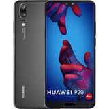 Huawei P20 4G 5.8IN 64GB Black AND