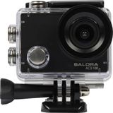 Salora ACE100 - Action Camera - Full HD - Display - Accessoires