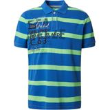 Camp David - Heren Poloshirt Maat M