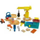 Fisher Price Bob De Bouwer Kneed en Vorm Bouwplaats