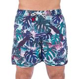Dedicated Color Leaves Boardshorts