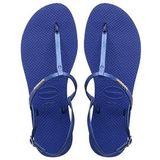 Sandaal Havaianas You Riviera Croco Blue Star-Schoenmaat 35 - 36