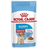 Royal Canin Medium Puppy Wet - 10 x 140 g