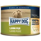 Happy Dog Lamm Pur - lamsvlees - 12x200g