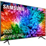 "Smart TV Samsung UE50TU7105 50"" 4K Ultra HD LED WiFi Grijs"