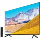 "Smart TV Samsung UE43TU8005 43"" 4K Ultra HD LED WiFi Zwart"