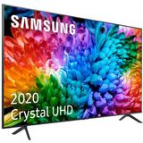 "Smart TV Samsung UE75TU7105 75"" 4K Crystal Ultra HD LED WiFi Antraciet"