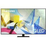 "Smart TV Samsung QE55Q80T 55"" 4K Ultra HD QLED WiFi Grijs"