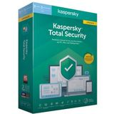 Home Antivirus Kaspersky Total Security MD 2020 (3 Apparaten)