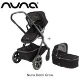 Nuna Demi™ Grow Kinderwagen 2-in-1 Caviar