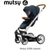 Mutsy Icon Aluminum Frame- River Incl. Reiswieg