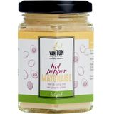 Ton'S Mosterd Mayonaise Hot Pepper 170g