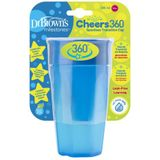 Dr Brown'S Cheers 360 Cup Blauw 300 Ml (1st)