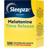 Sleepzz Melatonine Time Release 500tb