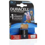 Duracell Alkaline Ultra Power 9v (1st)