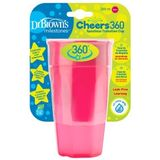 Dr Brown'S Cheers 360 Cup Roze 300 Ml (1st)