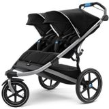 THULE Kinderwagen Urban Glide Double 2 Jet Black