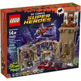 LEGO 76052 Batman Classic tv-serie – Batcave