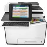 HP PageWide Enterprise Color Flow MFP 586z A4 all-in-one inkjetprinter (4 in 1)
