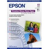 Epson S041315 premium glossy photo paper 255 grams DIN A3 (20 vel)