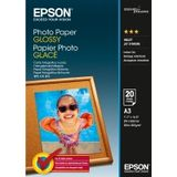 Epson S042536 glossy photo paper 200 grams A3 (20 vel)