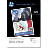HP CG969A Professional Glossy Laser Photo Paper 120 grams A3 (250 vel)