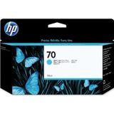HP 70 (C9452A) inktcartridge cyaan (origineel)