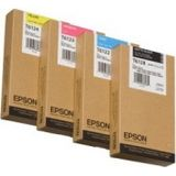 Epson T6124 inktcartridge geel hoge capaciteit (origineel)
