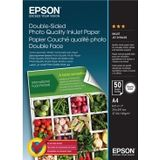 Epson S400059 double-sided photo quality inkjet paper 140 grams A4 (50 vel)