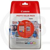 Inktcartridge Canon CLI-571XL multipack (origineel), zwart