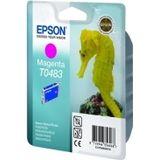 Epson T0483 inktcartridge magenta (origineel)