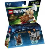 Lego Dimensions Fun Pack - Lord of the Rings: Gimli