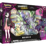 Pokemon TCG Champion's Path Marnie Special Collection Box