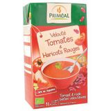 Primeal Veloute soep tomaat rode boon 1000ml