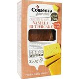 Consenza Roomboter cake vanille 350g
