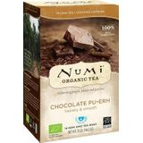 Numi Tea chocolate pu-erh 16st