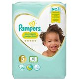 Pampers Premium protection junior S5 20st