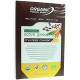 Bar active green covered probiotica 68 gram Inhoud: 12x68g Merk: Organic Food