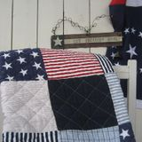 Town & Country Quilt Stars (180 x 260 cm)