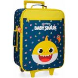 Disney Soft Trolley 50 Cm 2 Wheels Baby Shark My Good Friend
