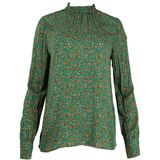 Another Label Blouse E38-520028 Groen