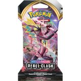 Pokemon Sword & Shield - Rebel Clash Sleeved Boosterpack