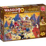 Wasgij Retro Original 5 - Last-minute Booking! Puzzel (1000 stukjes)